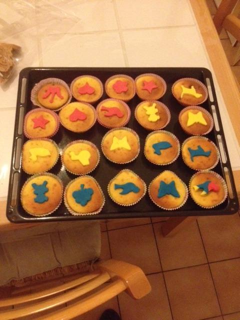 "Gâteau de pâques & Cupcakes by ""Topchef"""