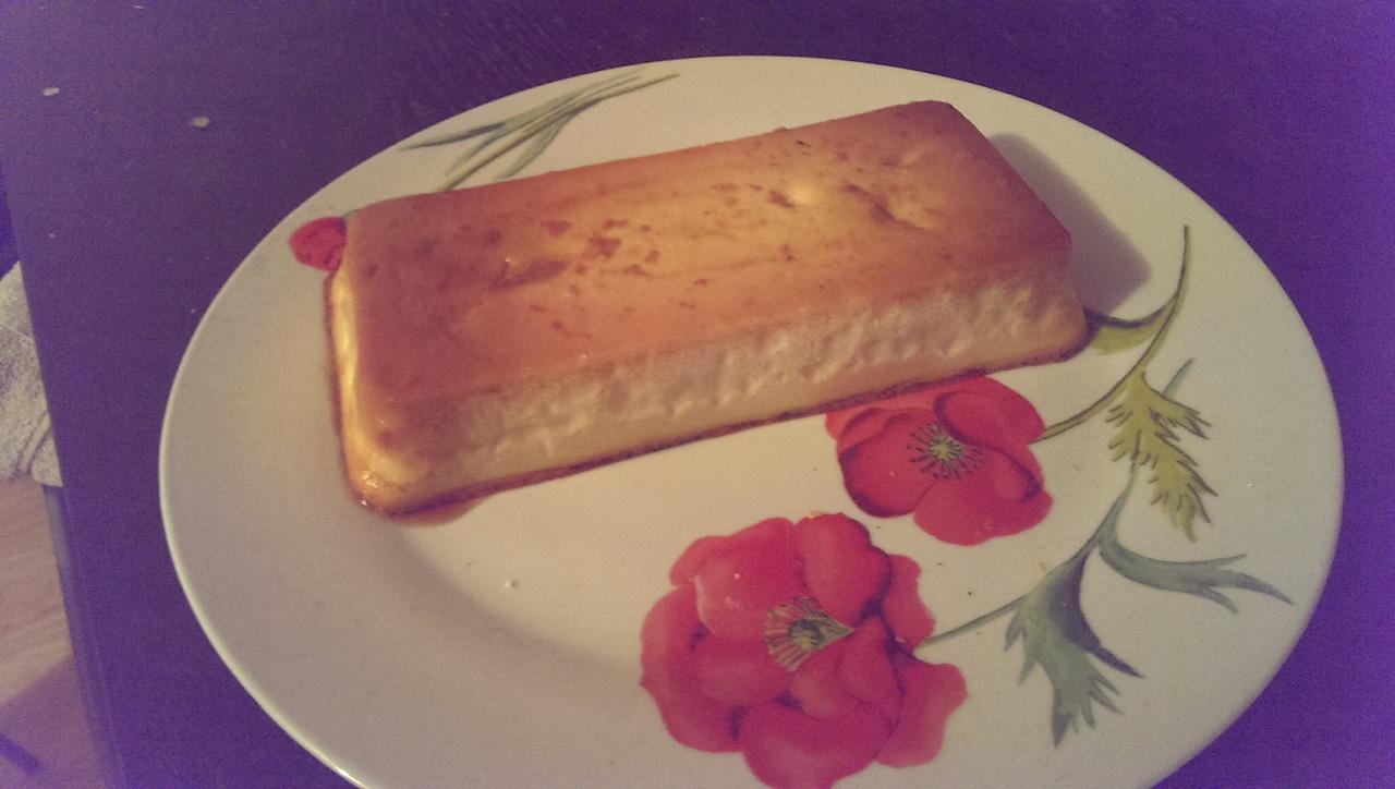 Flan rhum-caramel-coco