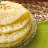 Baghrir : crêpes à mille trous pour les nuls ! - Ma fleur d'oranger