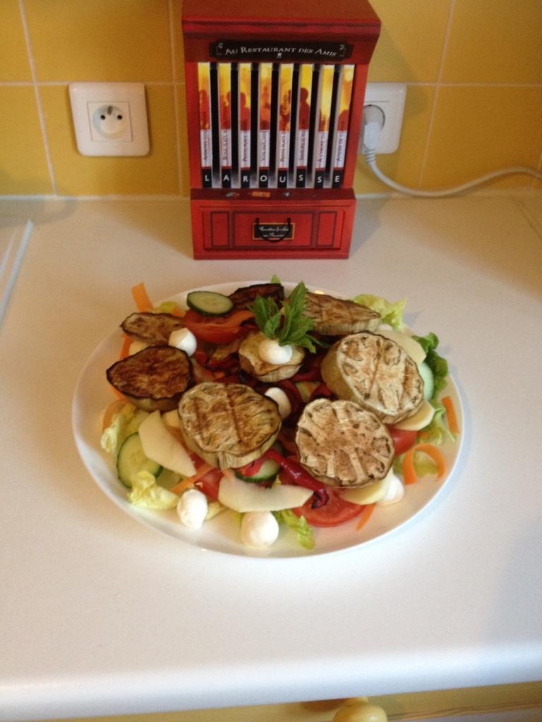 Salade d'été by Topchef