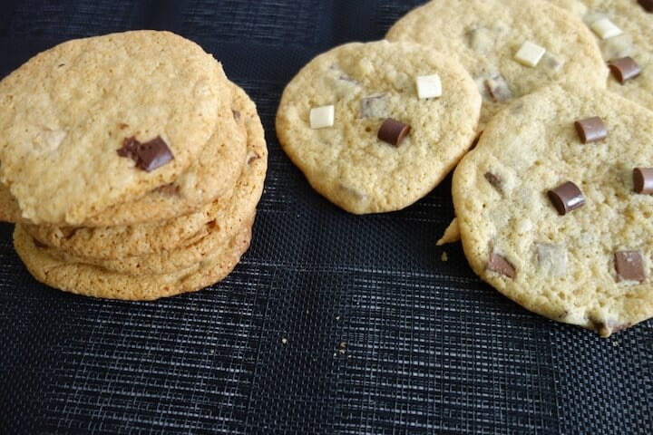 Cookies chocolat façon Pierre Hermé
