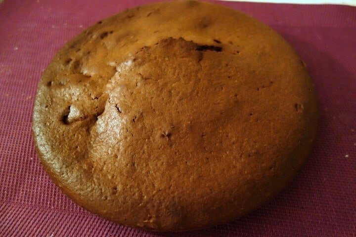 Gâteau moelleux chocolat carambar