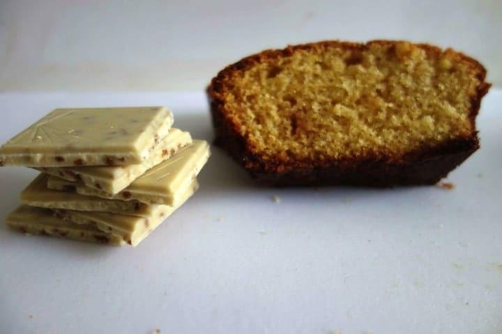 gâteau chocolat blanc galak spéculoos