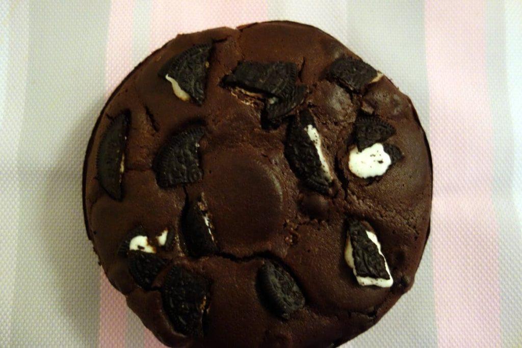 gâteau chocolat oreos
