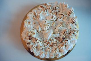 gâteau nuage citron meringué de maman pâtisse
