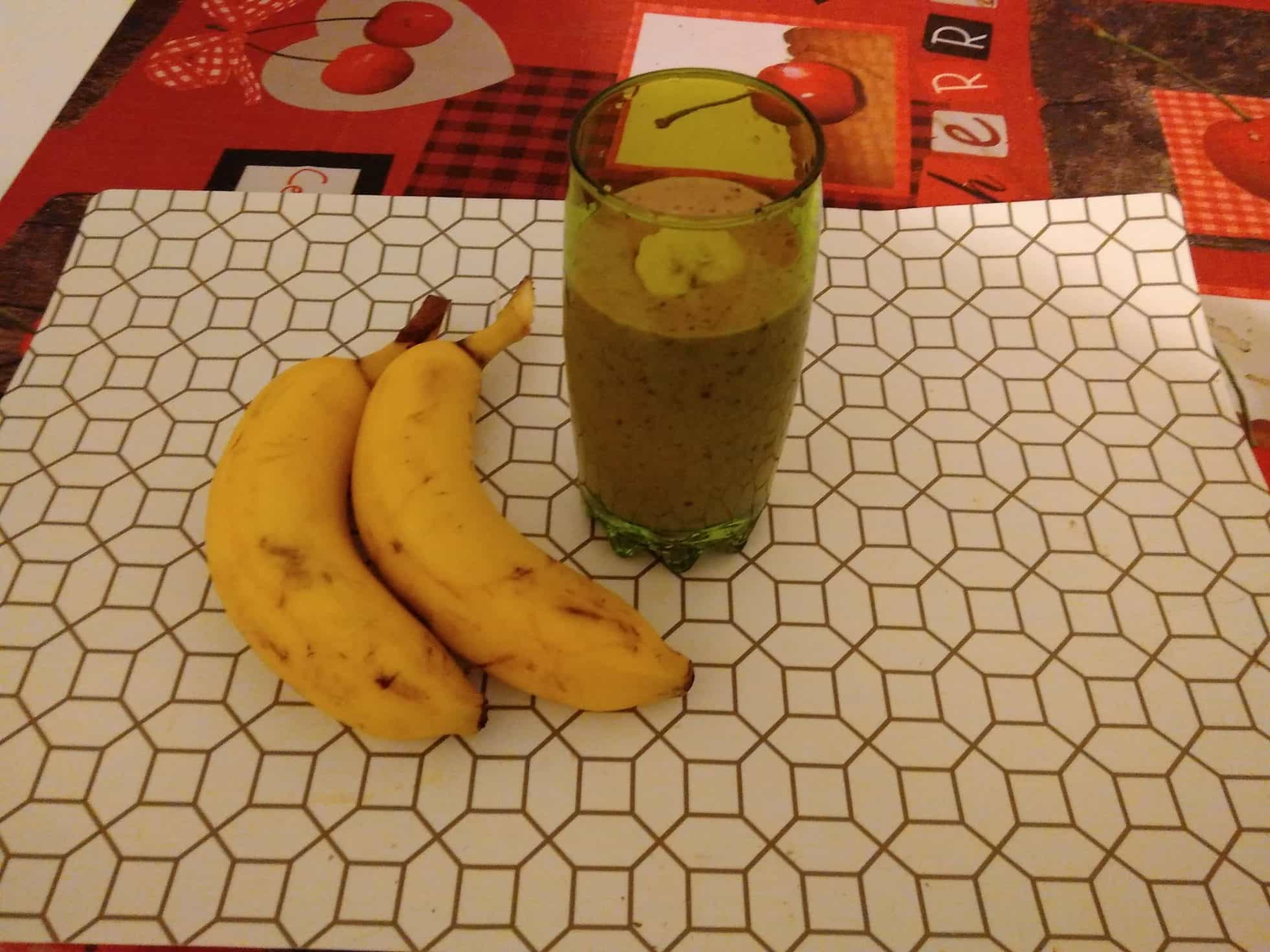 smoothie bananes fruits rouges juste do eat. Black Bedroom Furniture Sets. Home Design Ideas