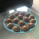 muffins petits beurre au chocolat praliné