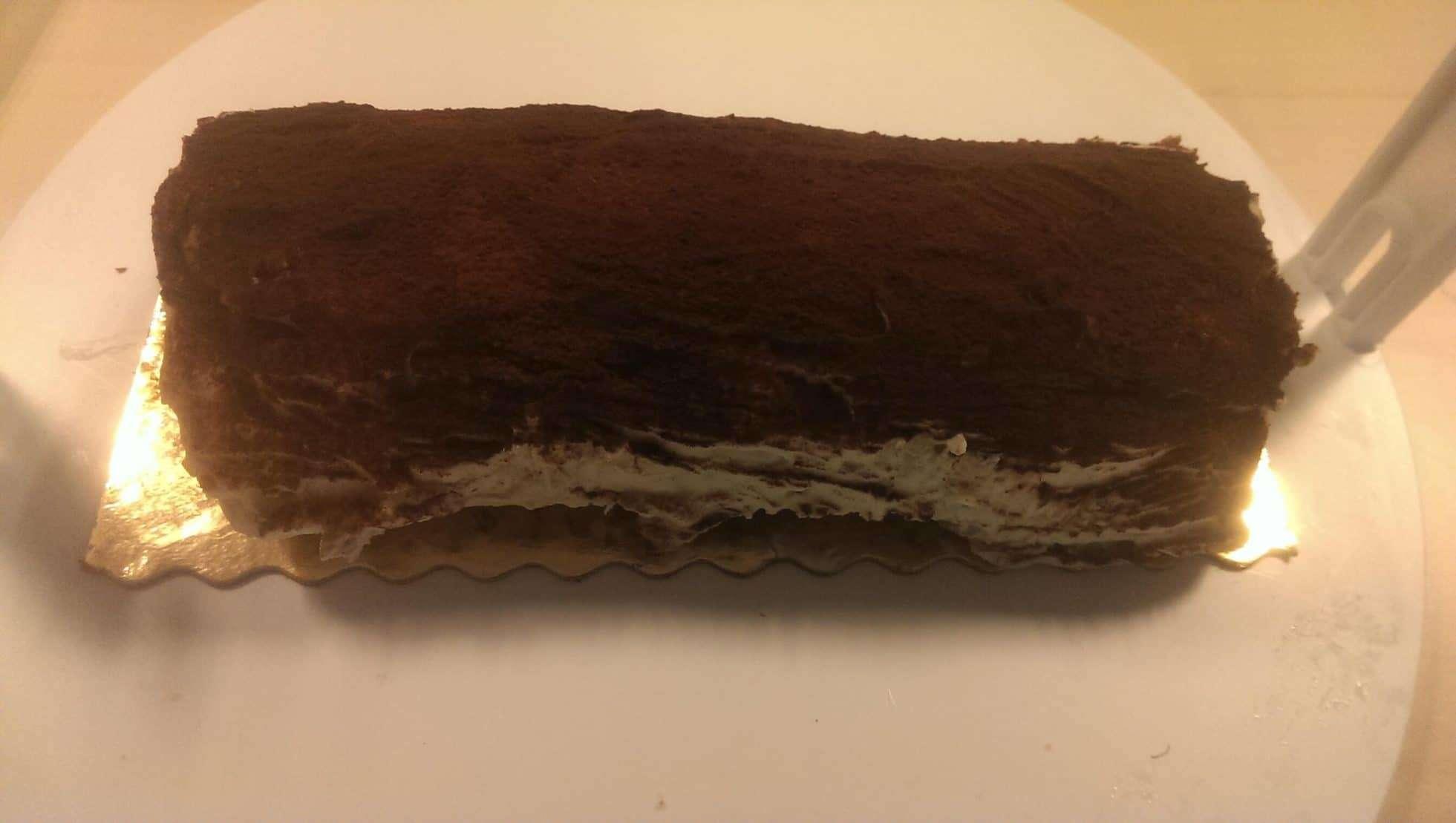 Buche au chocolat herve cuisine