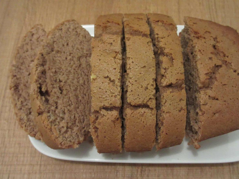 Cake ultra marrons châtaignes