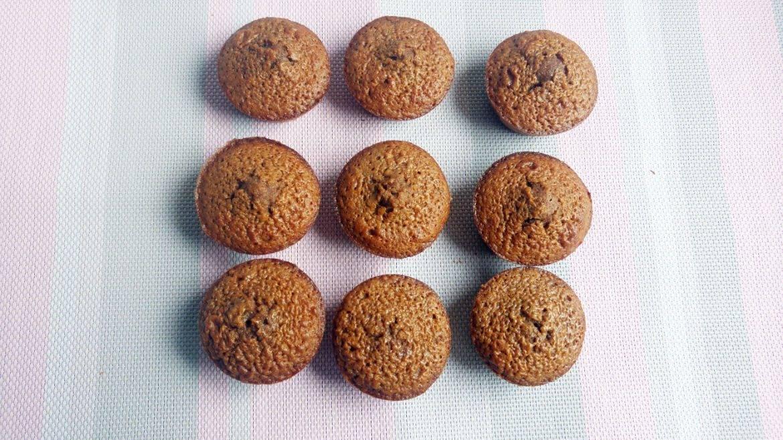 muffins chocolat au lait note caram lis es juste do eat. Black Bedroom Furniture Sets. Home Design Ideas