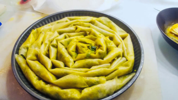 cuisiniers et blogueurs pour Sesaam: barnitsa