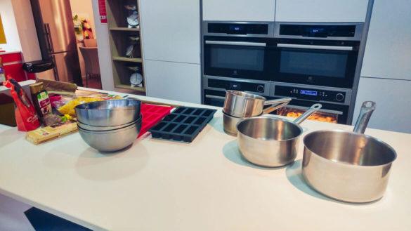 cuisiniers et blogueurs pour Sesaam :barre céréales