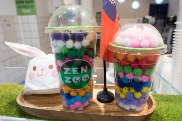 zenzoo bubble tea madrid