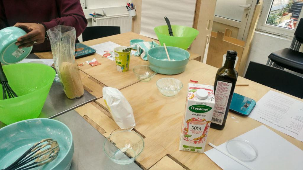 atelier pâtisserie végétale soukeat