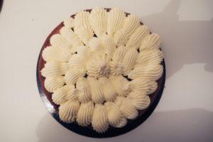 tarte chantilly mascarpone fruits rouges
