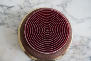 Trianon royal chocolat fruits rouges